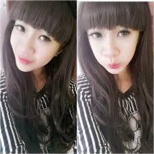 selfie and korean makeup lover shantyhuang ulzzang uljjang ger selca selfie beautyger beauty uljjangindo indonesia