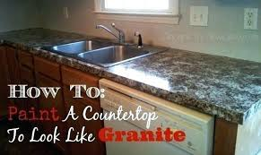 painting to look like stone found this kitchen fabulous laminate countertops spray paint how graceful lamin