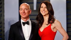 MacKenzie Scott: Ex-Frau von Jeff Bezos ...