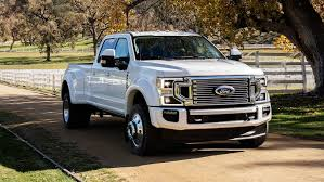 2020 Ford F-Series Super Duty First Look: Super is as Super Does ...