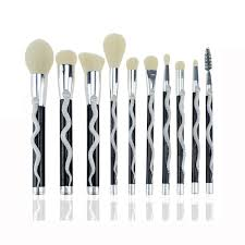 medusa makeup brush set