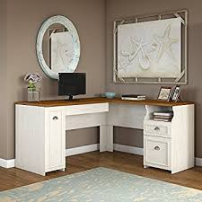 l shaped dresser.  Dresser Fairview L Shaped Desk In Antique White On Dresser U