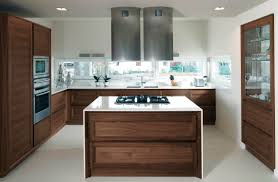 Zen Kitchen Contemporary Kitchen Wood Veneer Island Arte Antiqua Di Zen