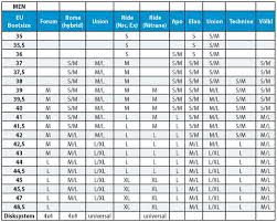 51 Punctual Flow Snowboards Size Chart