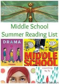 middle summer reading list for grades 6 8 summer bookssummer