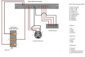 apple 30 pin connector wiring diagram connector wiring diagram hopkins towing truck Connector Wiring Diagram #16