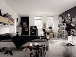 Nice Teenage Bedrooms Simple But Nice Teenage Bedroom Design Idea With Storage Bed And
