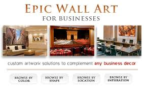 business wall artwork