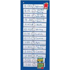 Carson Dellosa Scheduling Pocket Chart Bulk School Supplies Carson Dellosa Scheduling Pocket Chart
