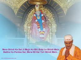 Image result for images of man singing shirdisaibaba songs