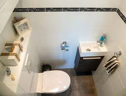 small downstairs toilet wc modern