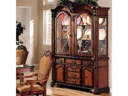 china hutch and buffet ashley furniture china cabinet impressive classic dining room furniture with