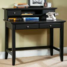 home office desk with hutch. black desk with drawers for magnificent home office interior nu decoration inspiring ideas hutch