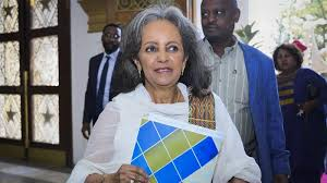 Is Sahle Female President 's work First News Who Ethiopia Zewde aUvOUwx