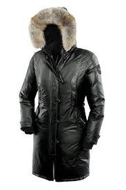 Canada Goose Kensington Parka CG55 Black Women s Jacket