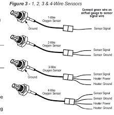 o2 sensor wiring diagram also aem wideband 4 wire sensor diagram 2 wire proximity sensor wiring at 4 Wire Sensor Diagram