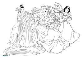Coloriage Magique Princesse Disney Fantastique Inspiration Elegant
