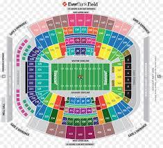 Tiaa Field Seating Chart Altel Stadium Seating Chart Everbank Stadium Seating Chart