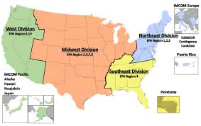 Epa Region 3 Organizational Chart Organization Us Army Environmental Command