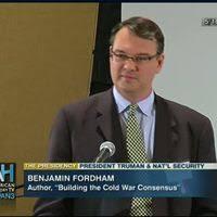 Benjamin Fordham | C-SPAN.org