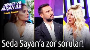 Demet ve Alişan ile Sabah Sabah   Seda Sayan'a Zor Sorular - YouTube