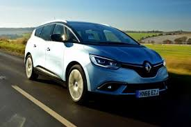 2018 renault scenic. plain scenic renault grand scenic  front with 2018 renault scenic