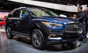2016 Infiniti QX60 Official Photos and Info – News – Car and Driver