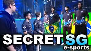 secret vs sg e sports brazil most amazing games kiev major