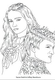 Game Of Thrones Coloring Pages 2 Check Out All Of Lindahls Games Of