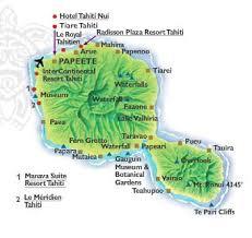 tahiti islands map overwater bungalows luxury accommodations Where Is Tahiti On The Map Where Is Tahiti On The Map #48 tahiti on map