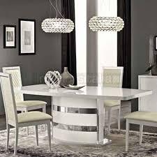 white high gloss dining table modern italian white dining set white high gloss dining table and