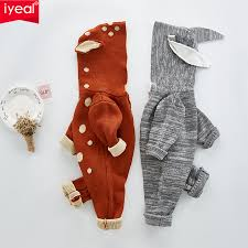 <b>IYEAL</b> New Arrivals <b>Spring Autumn</b> Cotton Knitted Baby Boys Girls ...