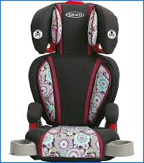 high back booster seat cover graco car forever installation replacement