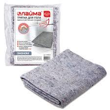 Купить <b>Тряпка для мытья</b> пола 80х100 см, плотность 180 г/м2 ...