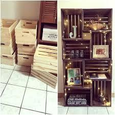 wood crate bookcase crate bookshelf best crate bookshelf ideas on wood crate furniture wooden milk crate wood crate