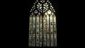 view image of york minster 15th century credit asterion york minster west window wikipedia cc by 2 5