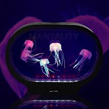 Realistic Jellyfish Lamp Mains Powered