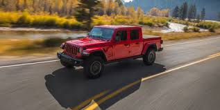 2020 Jeep Gladiator Pickup – A More Functional Wrangler