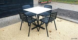 outdoor cafe furniture outdoor restaurant furniture