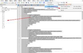 install json plugin nppjsonviewer in