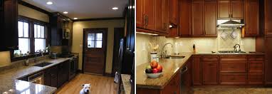 Small Picture inspiring brown square traditional wooden the kitchen chicago