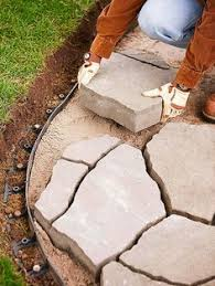 DoItYourself Brick Paver Installation Instructions  Enhance How To Install Pavers In Backyard