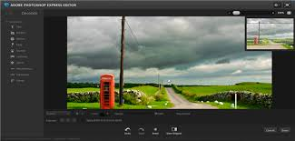 Adobe's photoshop express mobile is a simple photo app that delivers on image quality and ease of use, but it doesn't offer as the main page of photoshop express mobile gives you an unambiguous starting point: New Free Photoshop Express Apps From Adobe Sitepoint