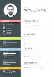 Curriculum Vitae Template Free Cool Free Download Curriculum Vitae Template 28 Kuramo News