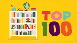 2007 topten most popular teen book
