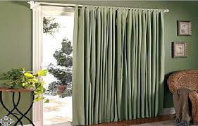 patio door shades ideas sliding glass doors with curtains for decor insulated double prepare 8