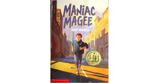 maniac magee by jerry spinelli