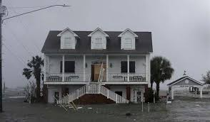 Tide Chart Wilmington North Carolina Florences 1 In 100 Year Storm Surge Breaks All Time Records