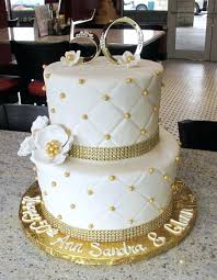 Anniversary Fondant Cake Images Decorations For Wedding Best Cakes