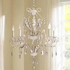 kathy ireland lighting fixtures. Contemporary Fixtures Kathy Ireland Devon 5Light Antique White Crystal Chandelier Inside Lighting Fixtures